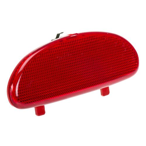 OEM NEW Interior Door Panel Reflector Red 1997-2004 Chevrolet Corvette 10295148