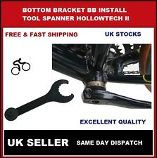 Bike Bicycle Bottom Bracket BB Install Tool Spanner Shimano Hollowtech II