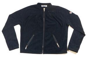 Details zu Vintage Fila Damen Velour Trainingsanzug Trainingsanzug Jacke  Größe 12(S/M)