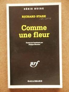 SERIE-NOIRE-808-RICHARD-STARK-Comme-une-Fleur-Parker