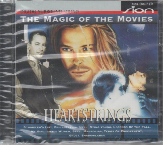 Heartstrings Digital Surround Sound The Magic Of The Movies CD NEU My Girl