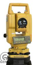 Topcon Gts 225 Surveying Total Stationsokkiatrimbleleicanikontransit