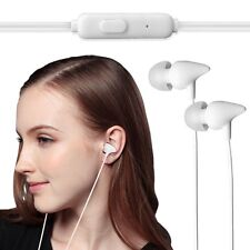 3.5MM Plug Earphones Noise Isolating In-ear Earbuds for Samsung Galaxy S8/Plus