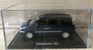 DIE-CAST-034-LANCIA-PHEDRA-2002-034-TECA-RIGIDA-BOX-2-SCALA-1-43