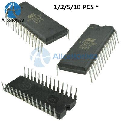1//2//5//10 PCS EEPROM IC ATMEL DIP-28 AT28C256 AT28C256-15PU NEW