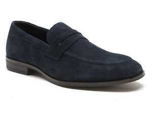 Red Tape Avery Navy Suede Mens Driving Shoes  RRP £50!
