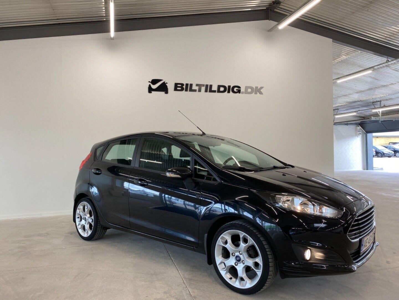 Ford Fiesta 1,0 SCTi 100 Trend 3d - 69.990 kr.