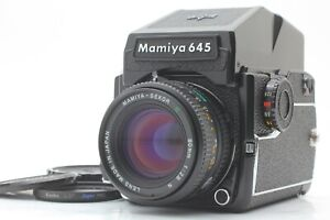 Exc-4-Mamiya-Sekor-C-M645-1000S-80mm-f2-8-l-039-obiettivo-Prism-Finder-DAL-GIAPPONE-607