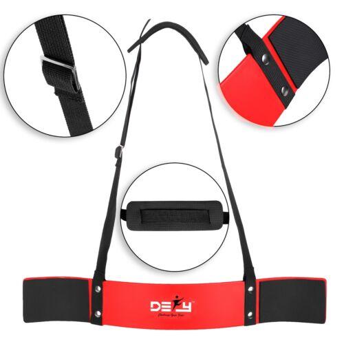 Defy Heavy Duty bras Isolateur Blaster Body Building Bomber Biceps Curl Triceps Rouge