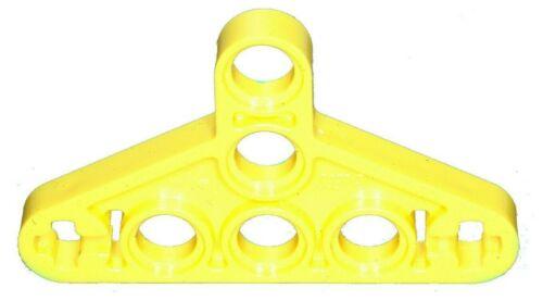 Missing Lego Brick 2905 Yellow x 2 Technic Triangle