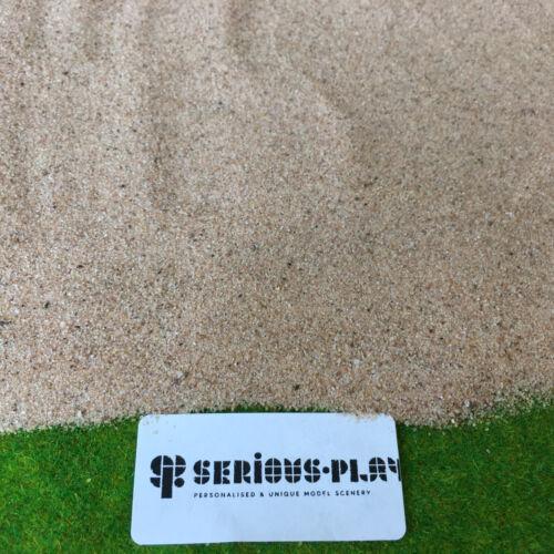 Grave-Play Areia Deserto Marrom Scenic modelagem dispersão Warhammer Modelo Cenário