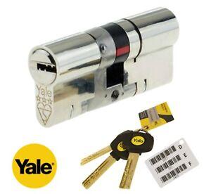 45-55 NICKLE YALE Lock Platinum 3 Star High Security