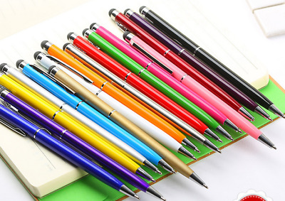 10Pack Capacitive Touch Screen Stylus Pen for Tablet iPad iPhone Smartphone