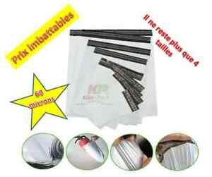 10 à 1000 Enveloppes Pochettes Plastique Opaque Sac Expedition Postal-emballage