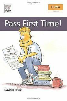 CIMA: Pass First Time! (CIMA Exam Support Books) von Har... | Buch | Zustand gut