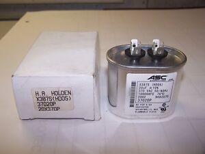 15uF + NEW //-10/% 370VAC 50//60HZ ASC Capacitor X386S HT01