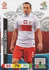 DARIUSZ DUDKA # POLAND POLSKA CARD PANINI ADRENALYN EURO 2012