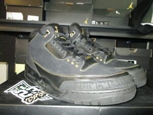 best service 95a85 671ed Image is loading SALE-AIR-JORDAN-3-RETRO-BLACK-HISTORY-MONTH-