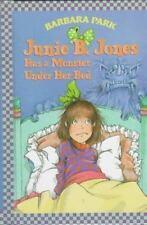 Junie B. Jones Has A Monster Under Her Bed (Junie B. Jones 8, Library Binding)
