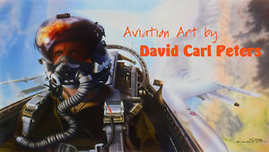 F-16-034-Viper-Pilot-034-Aviation-Art-by-David-Carl-Peters
