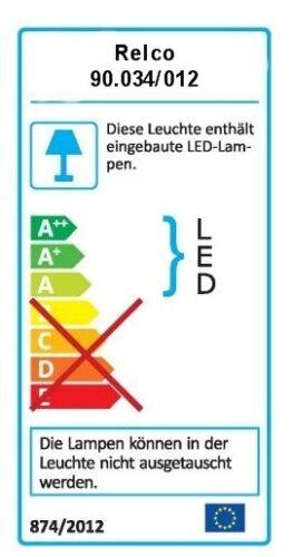 LED muro esterno lampada in acciaio Inox Luce Diurna Faretto da giardino Lampada da giardino