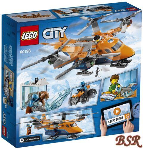 0.-€ Versand /& NEU /& OVP ! LEGO® City Arktis 60193 Frachtflugzeug