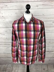 51911ab5e00b TED BAKER Shirt - Size 3 Medium - Check - Great Condition - Men s