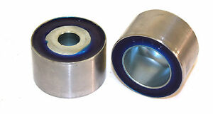 SUPER PRO Rear Diff Rear Mounting Bushes for Nissan Silvia 200SX Skyline S14 S15