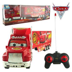 image is loading 59cm disney car pixar mcqueen rusteze rc radio - Disney Cars Toys Truck