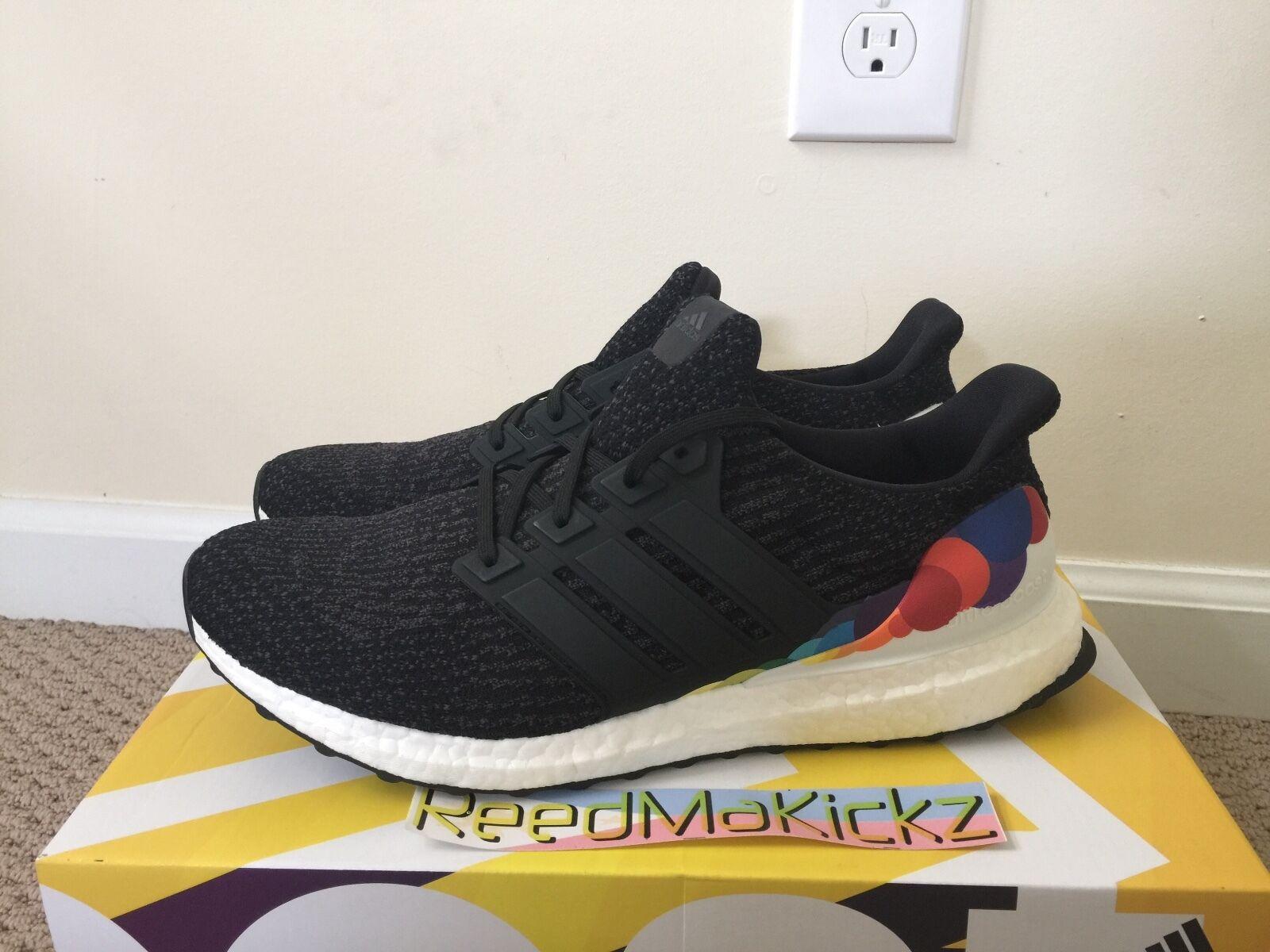 Adidas nero ultra impulso 3,0 orgoglio bianco nero Adidas Uomo confezioni cp9632 lgbt b7ced3
