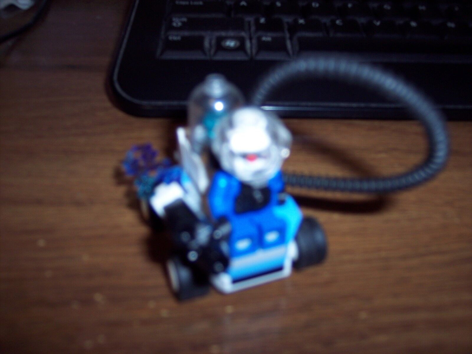 MR Freezes Freezes Freezes   Lego WITH  CAR 2b44bc