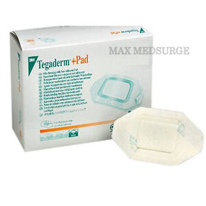 3M Sterile ADHESIVE WOUND DRESSING Pad, Low Adherent Medical, 5 cm 7cm 9 cm 15cm | eBay