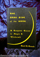 A COMPLETE COURSE IN MAGIC & WITCHCRAFT   Finbarr, Basil Crouch. Grimoire Magick