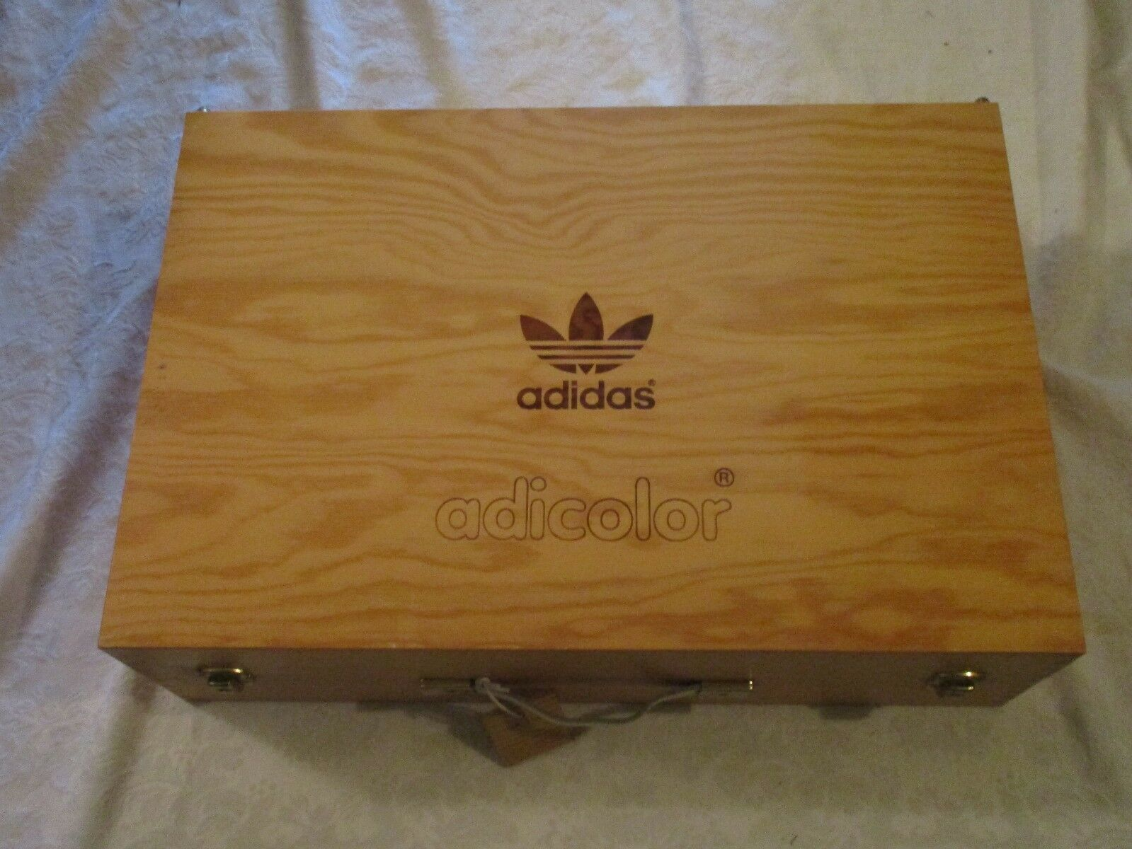 Adidas Adicolor W1 White LO Size US 12 Sneakers