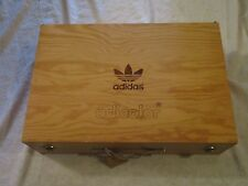 Adidas Adicolor W1 White LO Size UK 11.5 US 12 Sneakers