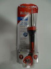 Weller Sp25nus Corded Soldering Iron Kit 25 Watt Orange 1 Pk