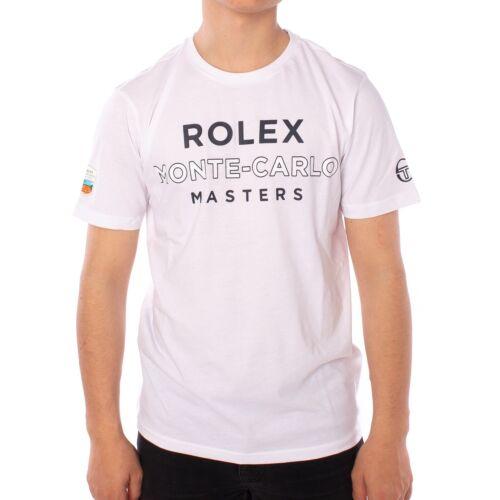 Sergio Tacchini TS Cable T-Shirt Herren Shirt weiss navy 35587
