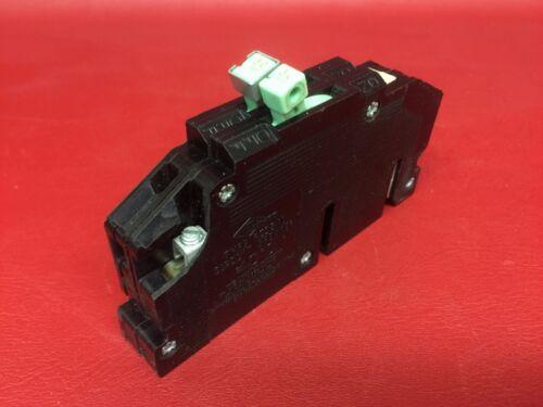 "ZINSCO 30 Amp 2 Pole Breaker Very Minor Chipped Plastic  3//4/"" Thin  $ave !!"