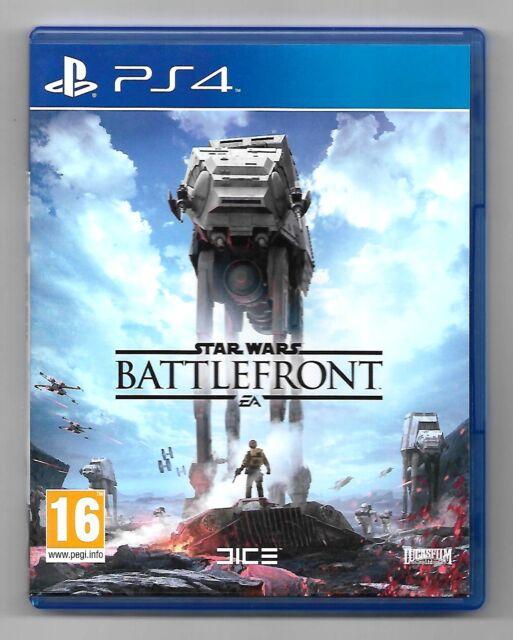 star wars battlefront - jeu Sony Playstation 4 PS4