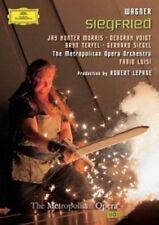 TERFEL/VOIGT/MORRIS/LUISI/MOO/+ - RICHARD WAGNER-SIEGFRIED  (2 DVD)  OPER NEU