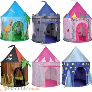 Image is loading Spirit-Of-Air-Kids-Kingdom-Childrens-Pop-Up-  sc 1 st  eBay & Spirit Of Air Kids Kingdom Childrens Pop Up Play Tent House 130cm ...