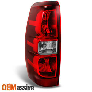details about fit 2007 2013 chevy avalanche driver left side rear tail light brake replacement  tail lights for chevrolet avalanche for