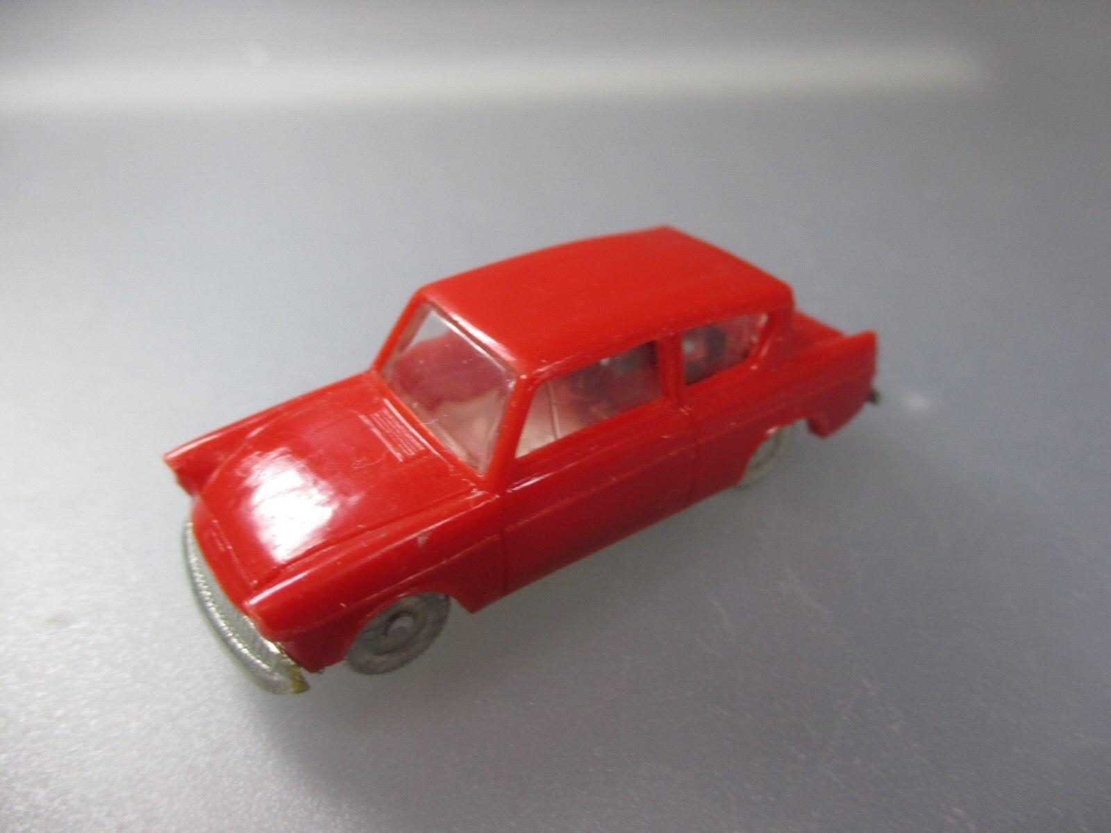 Minix made made made in England  No.10, Ford Anglia,Scale, 1 87(PKW43b) 077fae