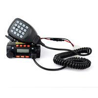 HOT!!! 25W/20W(VHF/UHF)200CH Monitor Vehicle Mobile radio Car Radio Transceiver