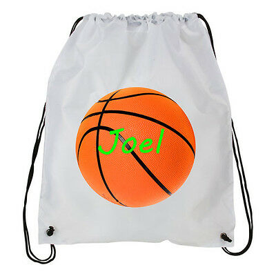 BASKETBALL KIT BAG PE SCHOOL BAG BASKETBALL BOOT BAG PERSONALISED