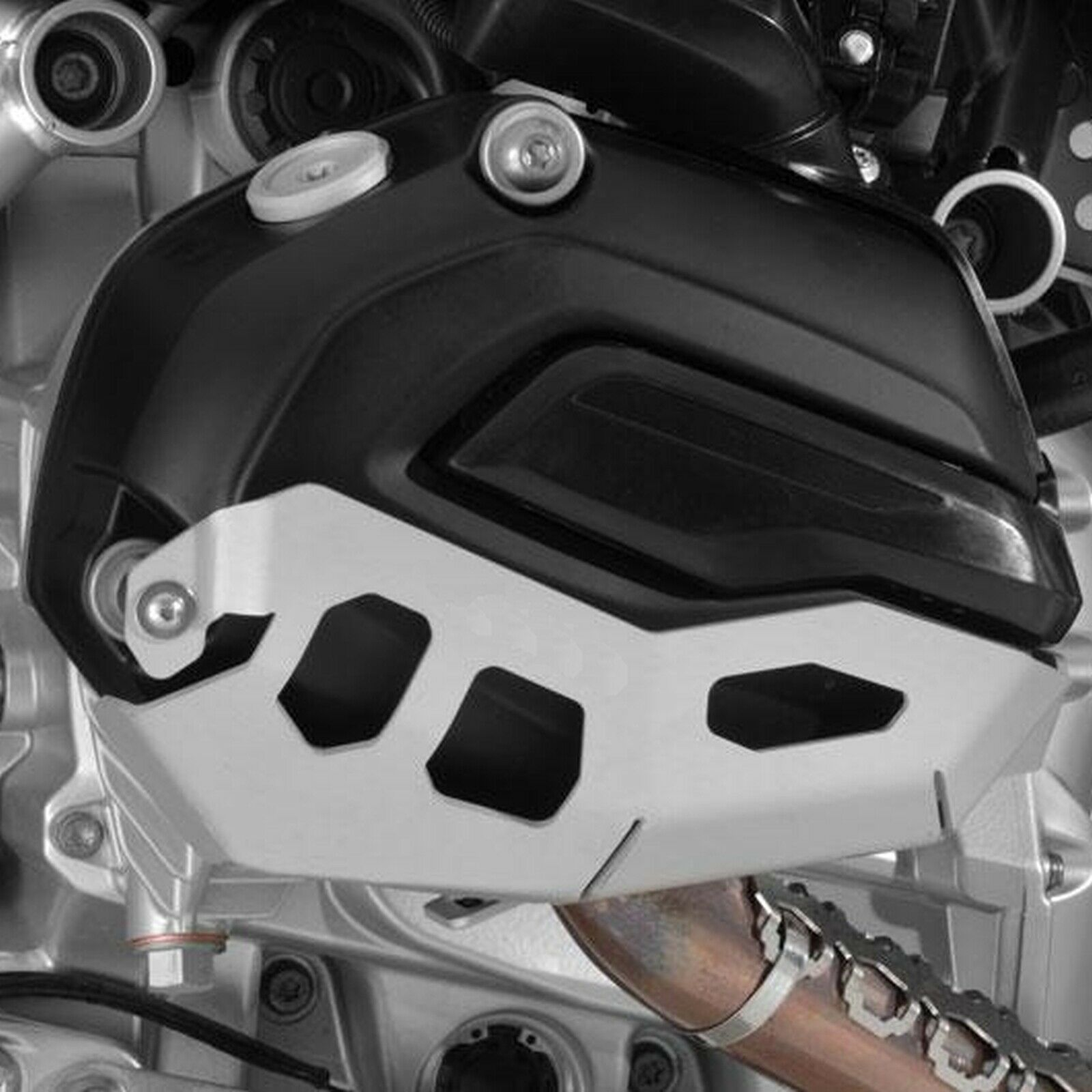 BMW Satz Zylinderschutz Aluminium R1200GS R1200RT R1200R Wassergekühlt 2014 2018