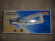 1:48 Academy Nr. 1611  Piper PA-18-35 Super Cub. Bausatz. OVP