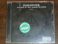 MUDVAYNE The end of all things to come CD NEUF