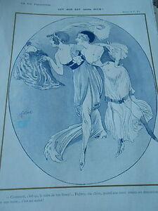 Cet-Age-est-sabs-Pitie-plus-une-mere-c-039-est-un-ocean-Print-Art-Deco-1913