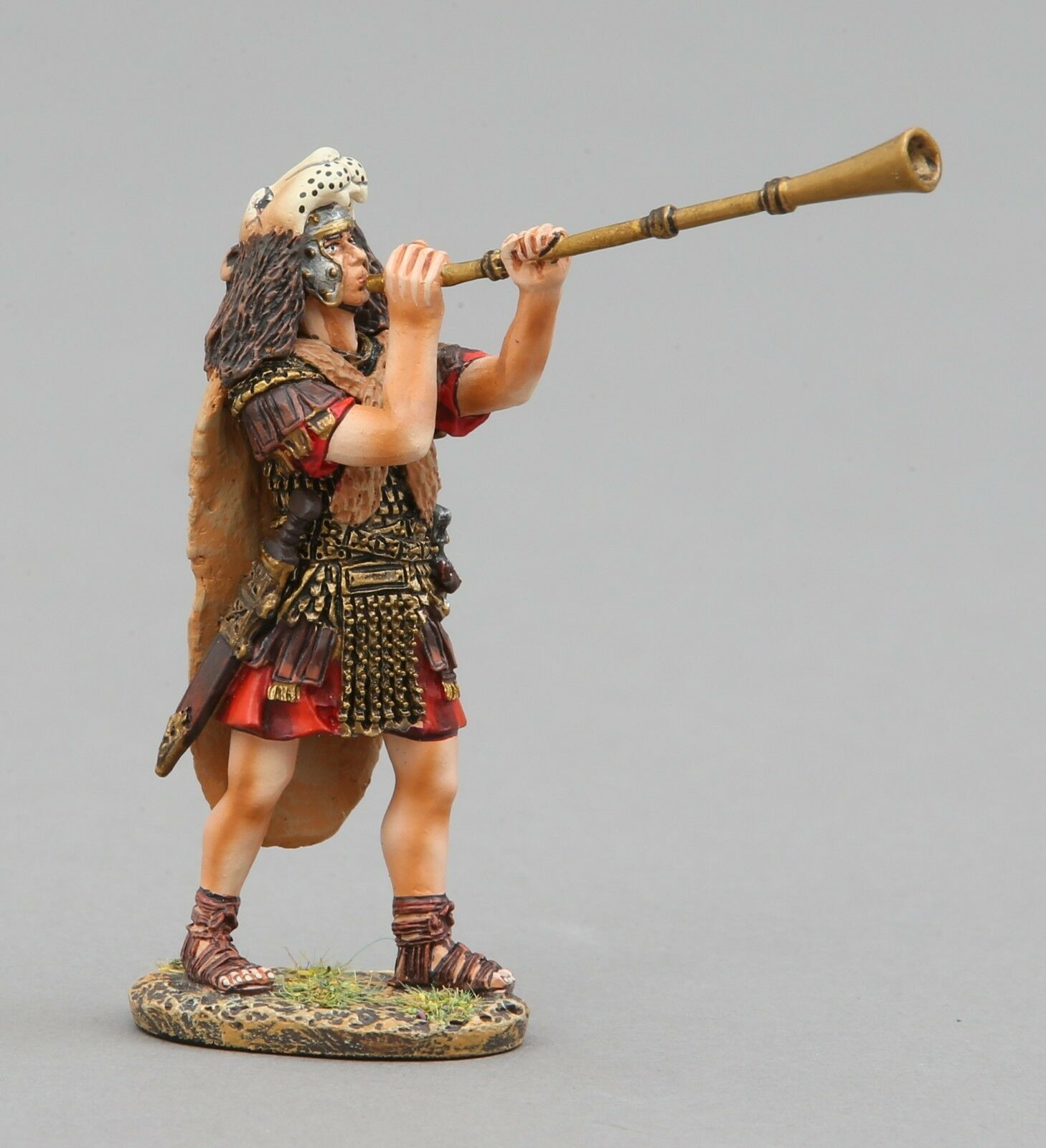 THOMAS GUNN ROMAN EMPIRE ROM038B ROMAN TUBICEN PLAYER MIB